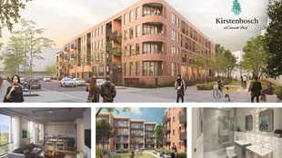 Conradie Park offers trendy mixed-use apartment living in Cape Town's southern suburbs
