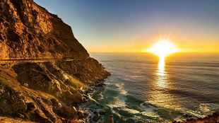 Two SA spots voted among 50 Most Scenic Drives in the World