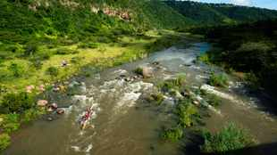 Summer rains ensure good river conditions for Dusi in a Day