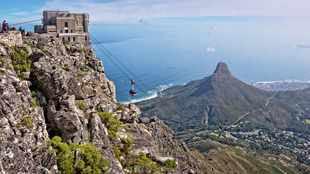 Table Mountain Aerial Cableway to shut down