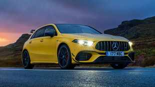 German tuner boosts the Mercedes-AMG A45 to 360kW