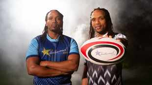 Former Springbok twins Akhona and Odwa Ndungane place their bets on young talent