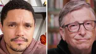 WATCH: Trevor Noah joins forces with Bill Gates to educate on Covid-19
