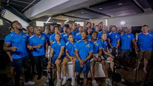 WATCH: Stormers cross into musical realm with iconic Johnny Clegg song