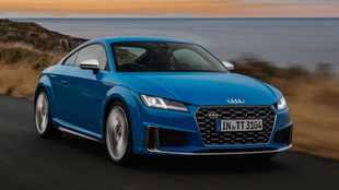 Tested: Audi TTS Coupe is a barrel of fun