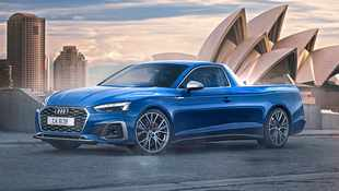 Fancy an RS5 Ute? 8 interesting bakkie renderings to get you revved up
