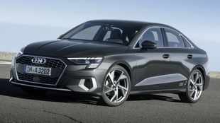 New Audi A3 Sedan revealed with smoother look, high-tech cabin