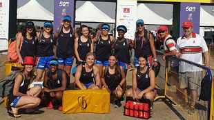 Tuks Women Sevens flying the flag at home and abroad