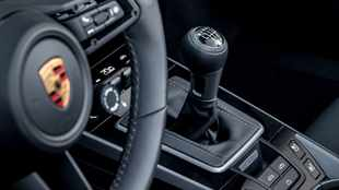 Porsche 911 Carrera S and 4S get seven-speed manual gearbox option