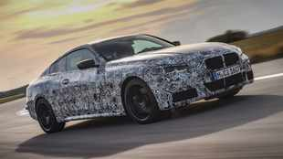 BMW previews new 4 Series Coupe, and M440i variant