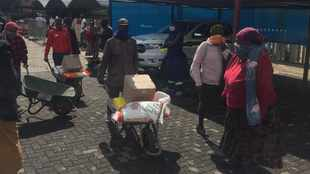 WATCH: Food relief for 30 000 families in Olievenhoutbosch