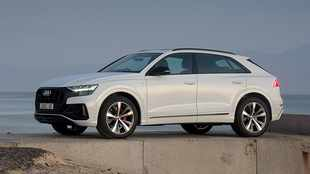 Tested: Audi Q8 stands tall among premium SUVs