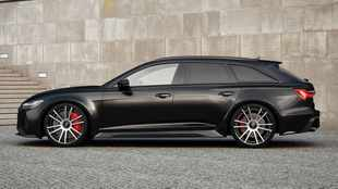 Audi RS6 cranked up to 743kW by German tuner Wheelsandmore