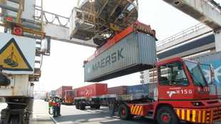 Transnet mandatory truck system sees drastic reduction in Bayhead Road traffic backlogs