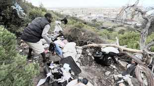 Concern after Cape homeless camp out in Strandfontein area