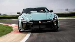 Italdesign unleashes brutal Nissan GT-R50 with 530kW