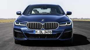 BMW 5 Series gets fresh look and new tech for 2020