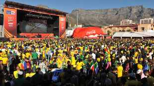 PICS: Cape Town mayor reflects on 10th anniversary of 2010 Fifa World Cup