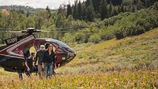 Private jets, chefs and Covid-19 tests: This luxury 'summer camp' wants to take the kids off your hands