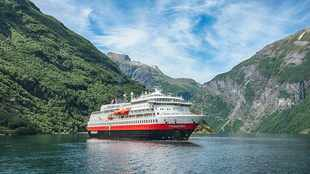 The world's first cruise sets sail since Covid-19 pandemic halted travel