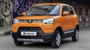 Tested: Suzuki S-Presso ticks the right boxes as a budget car