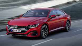 New Volkswagen Arteon revealed, and it's now forbidden fruit for SA