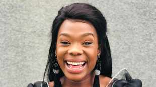 Noxolo Mathula misses hugging her co-workers