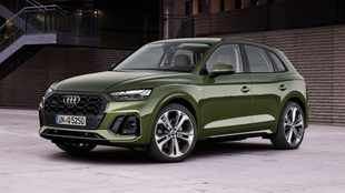 Audi Q5 gets a refresh: New look, perkier TDI and upgraded cabin tech