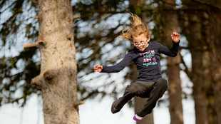 Free-range kids: Why a child's freedom to travel and play without adult supervision matters