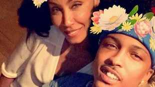 WATCH: August Alsina confirms past relationship with Jada Pinkett-Smith