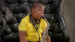 WATCH: Meet the saxophone virtuoso who's just 10 years old