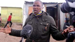 Evicted Bulelani Qolani demands City of Cape Town pay damages for humiliation, bodily harm