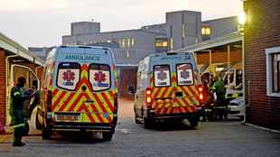 Alarm after another attack on an ambulance in Cape Town