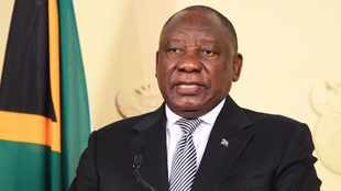 South Africans feel reprimanded by President Ramaphosa during his Covid-19 address