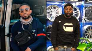 Prince Kaybee and DJ Maphorisa are at it again, this time over SAMAs