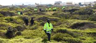 WATCH: Over 100 people join search for missing 12-year-old girl in Mitchells Plain