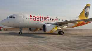 African budget carrier Fastjet suspends flights, warns on funds