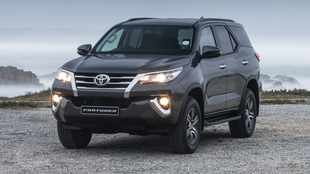 Toyota SA expands Fortuner and Hilux line-ups