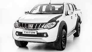 Xtreme edition adds style, value to SA Triton range