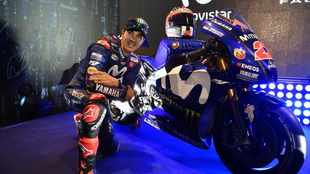 Vinales extends Yamaha contract to end of 2020