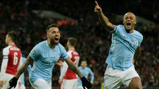 First trophy for Pep as Man City crush Arsenal in League Cup