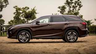 Stretched for seven: Lexus RX 350L lands in SA