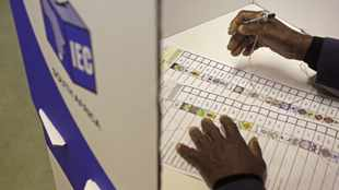 138 political parties face being deregistered if they don't reach out to the IEC