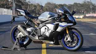 WE RIDE: Yamaha's all-new 200HP R1