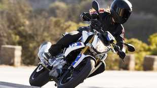 BMW to focus on small-capacity bikes