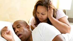 Yes it's true - your partner is really snoring more