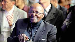 Birthday wishes pour in for hospitalised #DesmondTutu
