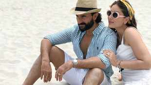 LOOK: Hot A-lister Bollywood couple beach it up in Cape Town