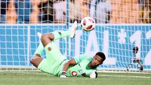 Kaizer Chiefs goalie Virgil Vries: What made it easier to bounce back was the club