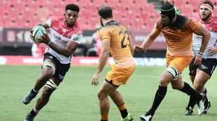 De Bruin elated about Whiteley's return, also glad to see Tshituka back